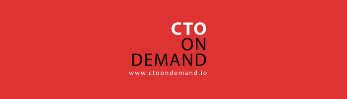 CTO on Demand - Power Interim & Startup Growth